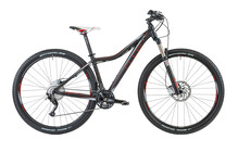 Cube Access WLS Race 29 vtt homme Femme rouge/noir